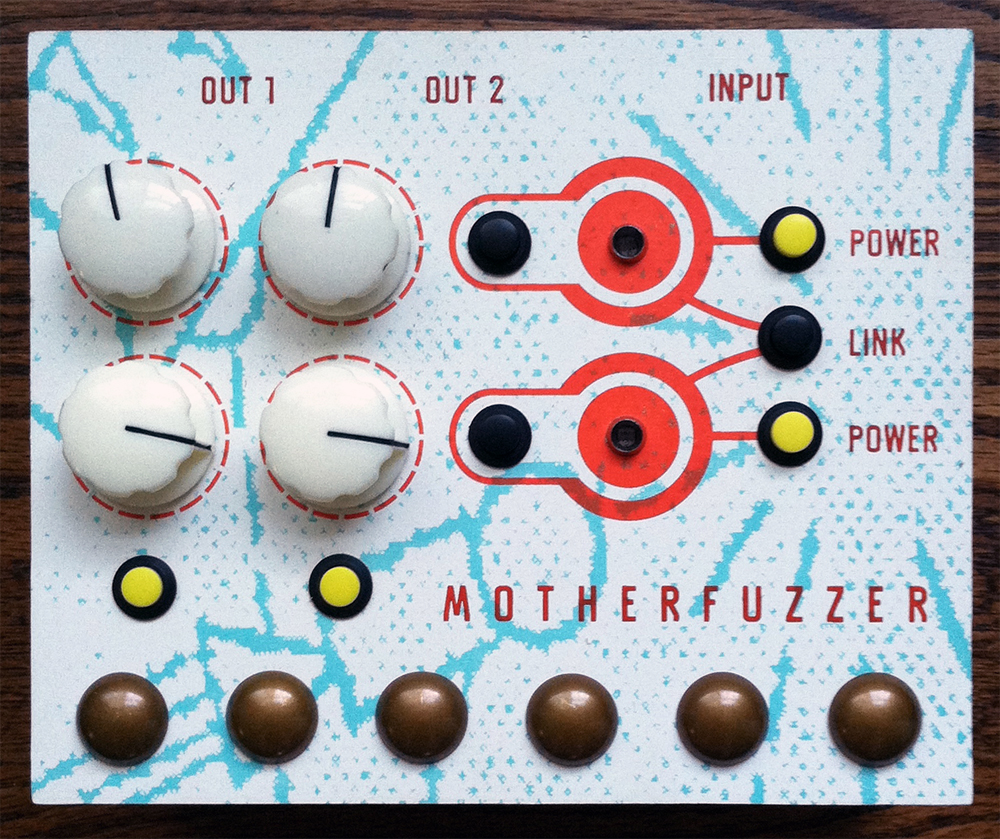Atari Punk and Noise Op-Amp Synthesizer - ambitstudio - Motherfuzzer V3